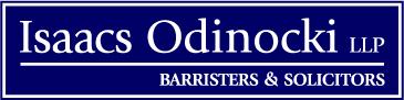 Isaacs Odinocki LLP Logo